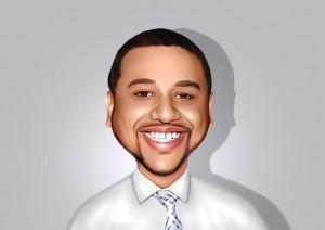 Cartoon picture Dexter Patterson