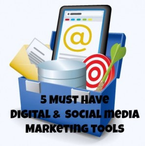 5 Must Have Tools Image