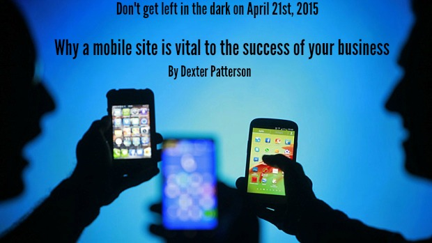 Why a mobile site is vital to the success of your business